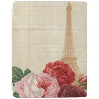 Vintage Francia - cubierta de Ipad de la torre