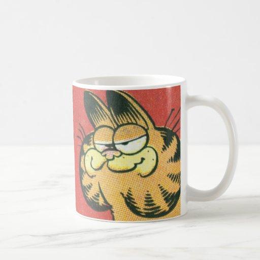 Vintage Garfield, taza