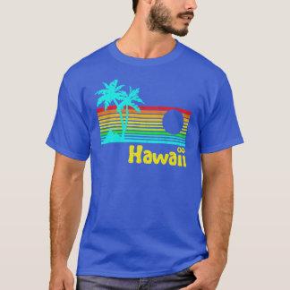 vintage Hawaii retra de los años 80 Camiseta