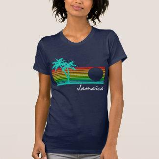 Vintage Jamaica - diseño apenado Camiseta