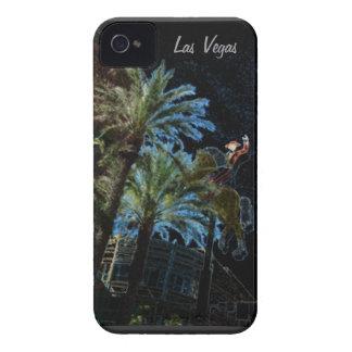 Vintage Las Vegas Carcasa Para iPhone 4