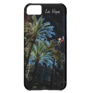 Vintage Las Vegas Funda Para iPhone 5C