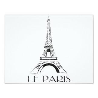 vintage le París Anuncio