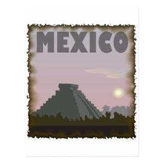 Vintage México Postal