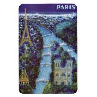 Vintage París, Francia - Iman