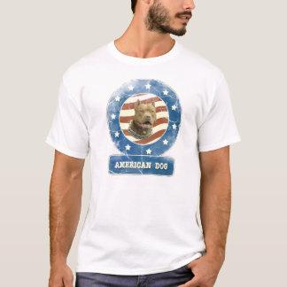 Vintage Pitbull Camiseta