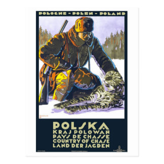 Vintage Polska Polonia Postal