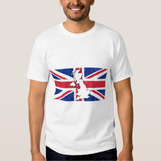 vintage Reino Unido Camisas