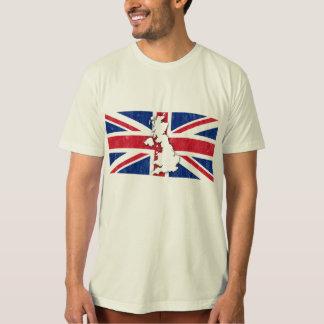 vintage Reino Unido Camisetas