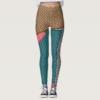 vintage retro legging leggings