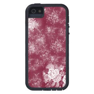 Vintage rosado iPhone 5 Case-Mate protector