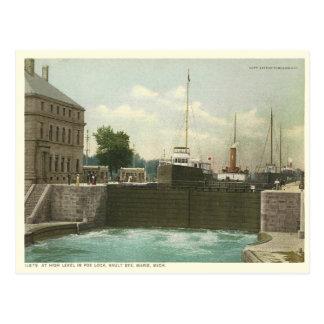 Vintage Sault Ste Marie Postal