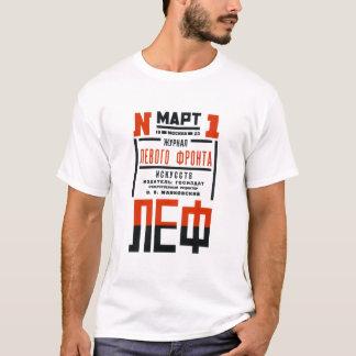 Vintage soviet cover camiseta
