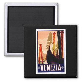 Vintage Venezia Imán