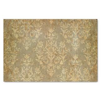 Vintage, victorian, grunge, damasco, antigüedad, papel de seda