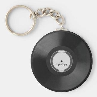 Vinyl Record Llaveros