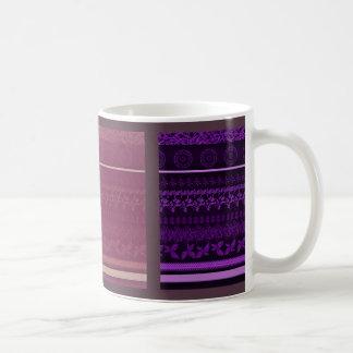 Viola Nero de la fantasía de la taza