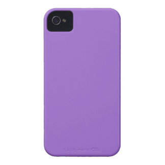 Violeta Amethyst iPhone 4 Carcasas