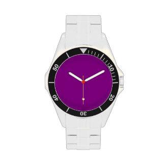Violeta Relojes De Mano