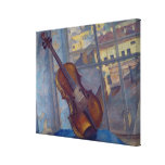 Violin, 1918 lona envuelta para galerias