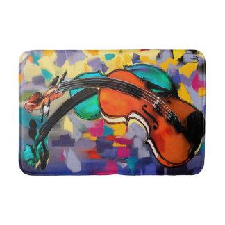 Violines Alfombrilla De Baño