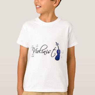 Violinista Camiseta