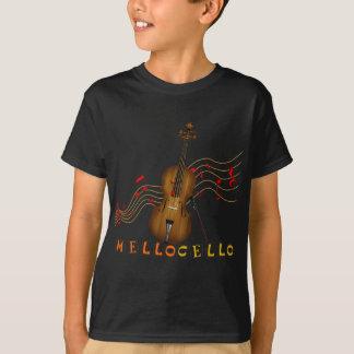 Violoncelo de Mello Camiseta