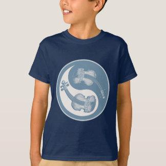 Violyin-Yang Camiseta