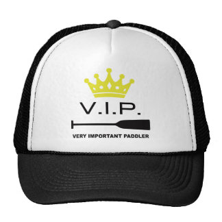 VIP Very Important Paddler Gorro