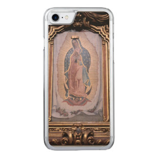 Virgen de Guadalupe Funda Para iPhone 8/7 De Carved