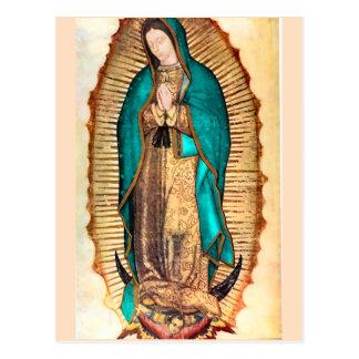 Virgen de Guadalupe Postales