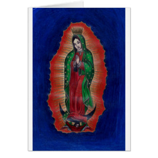 Virgen de Guadalupe Felicitacion