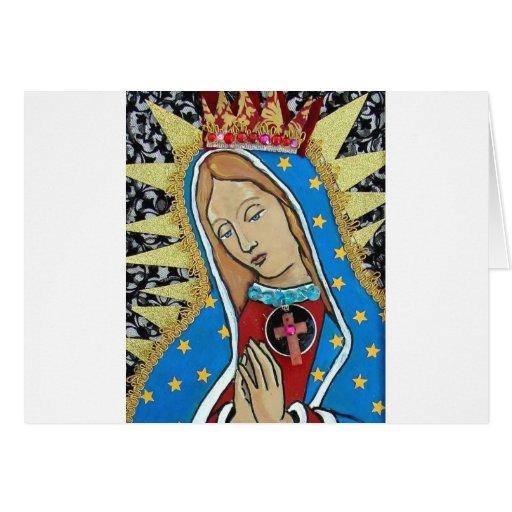 Virgen de Guadalupe Felicitación