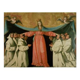 Virgen del Misericordia Postal