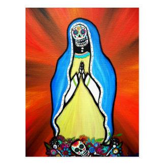 virgen Guadalupe POR PRISARTS Postal
