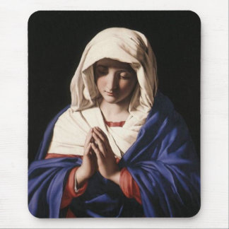 Virgen María Alfombrilla De Ratón