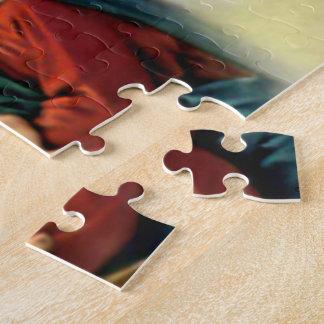 Virgen María bendecido - madre de dios Puzzle