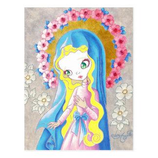 Virgen María nuestra señora Postales