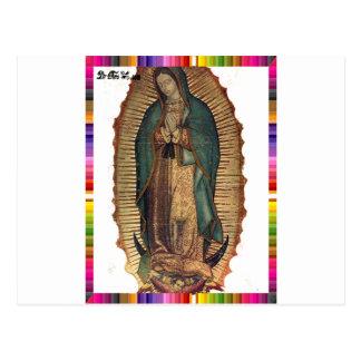 VIRGEN MÉXICO DE GUADALUPE 15 PRODUCTOS ADAPTABLES POSTALES
