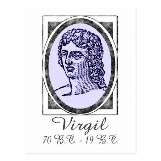 Virgil Tarjeta Postal