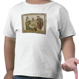 Virgil y las musas, de Sousse Camiseta
