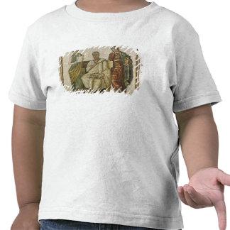 Virgil y las musas, de Sousse Camisetas