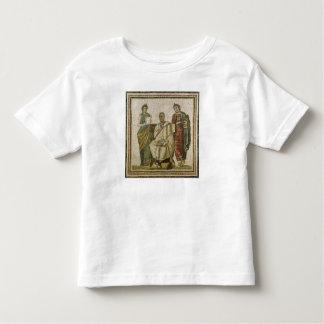 Virgil y las musas, de Sousse Camiseta De Bebé