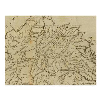 Virginia 12 postal