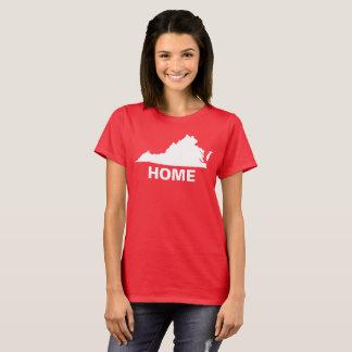 Virginia es camiseta CASERA: Camisa del VA de la