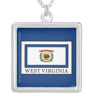 Virginia Occidental Collar Plateado