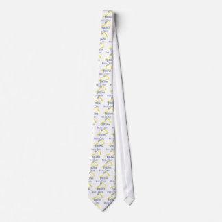 Virginia - salvaje y loca corbata personalizada
