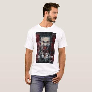 """""""Virus de Ares: Camisa de la cubierta de libro de"""
