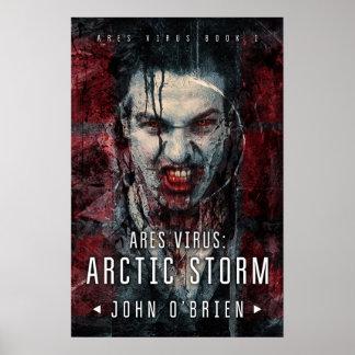 Virus de ARES: Poster ártico de la pared de la Póster