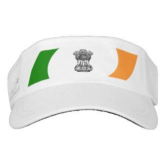 Visera Bandera espiral india